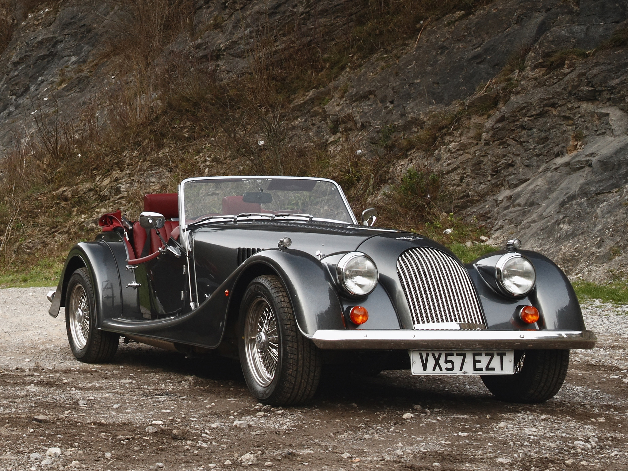 Morgan Plus 4 #12