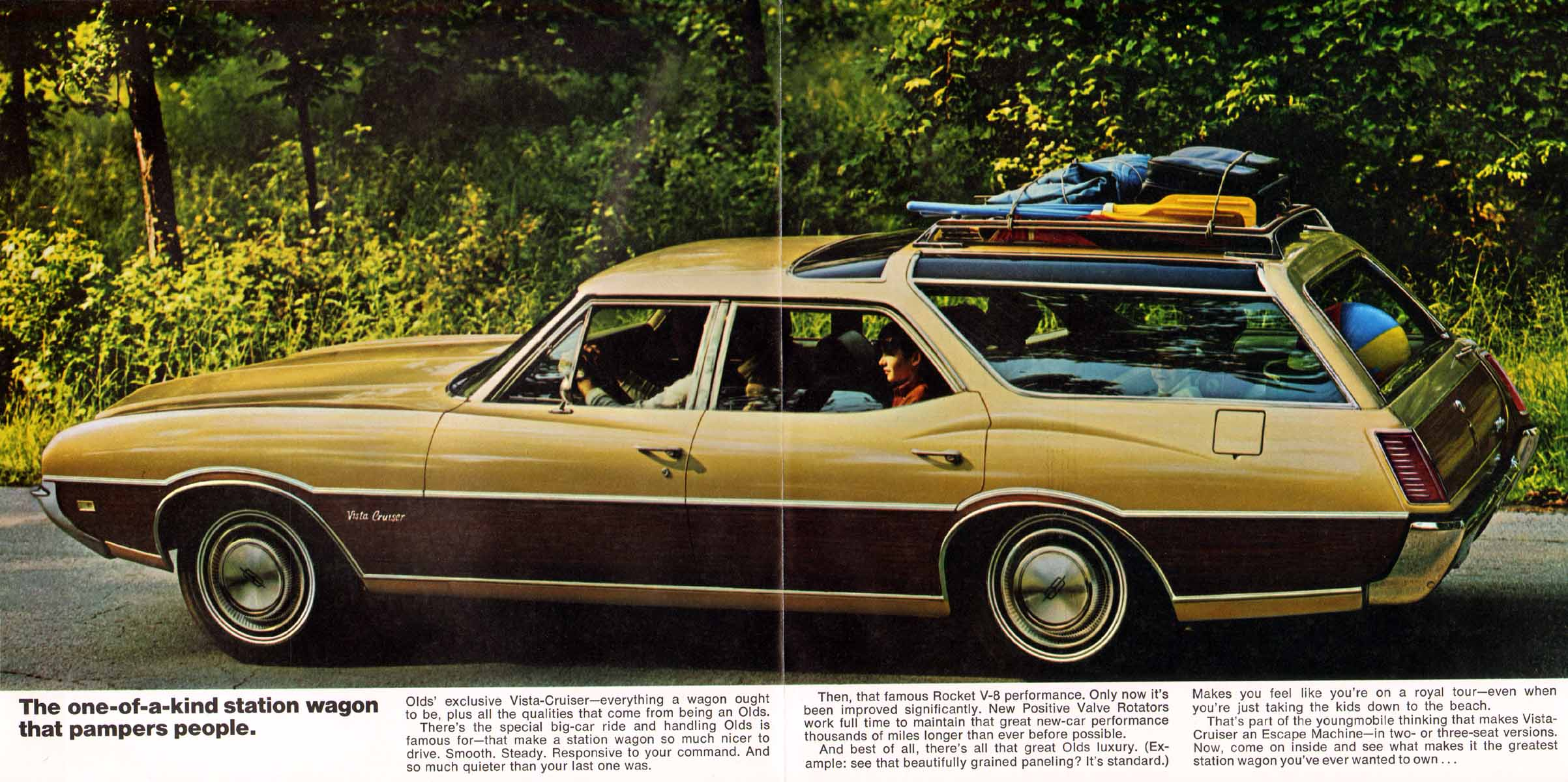 Oldsmobile Vista Cruiser #14