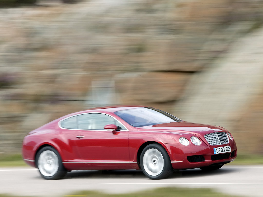 2004 Bentley Continental Gt #14