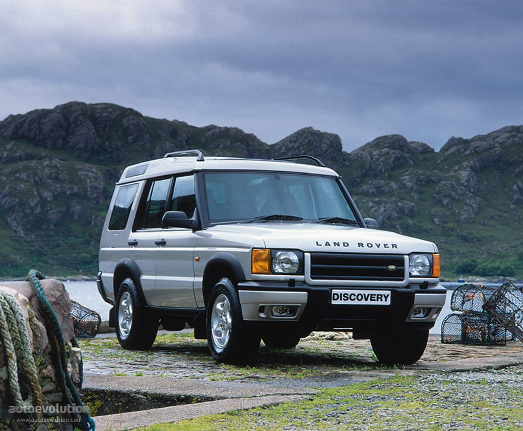 1999 Land Rover Discovery #3