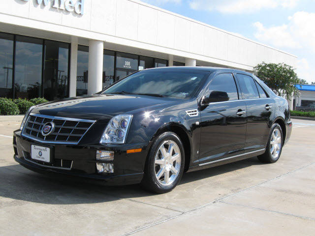 2008 cadillac sts photos informations articles. Black Bedroom Furniture Sets. Home Design Ideas