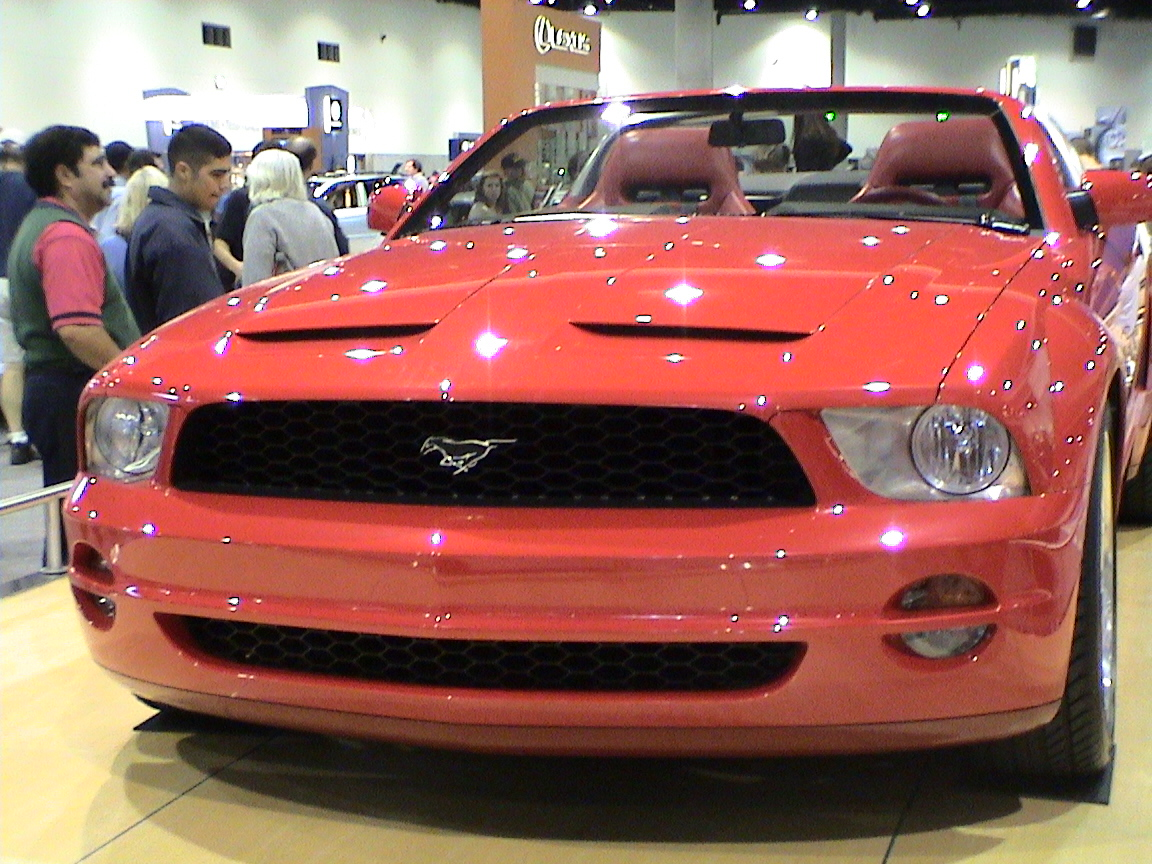2005 Ford Mustang #7