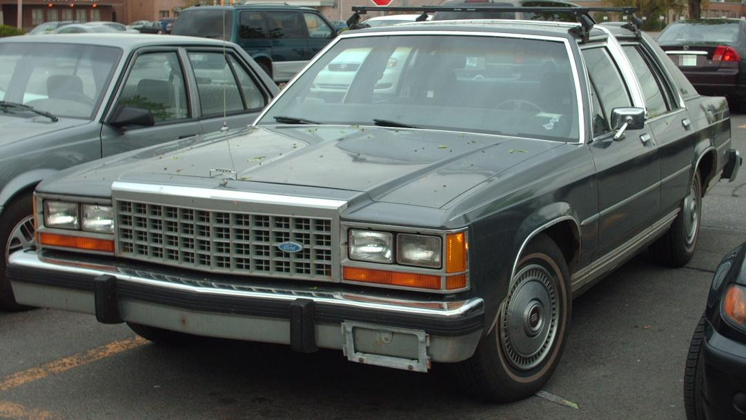 Ford Ltd Crown Victoria #4