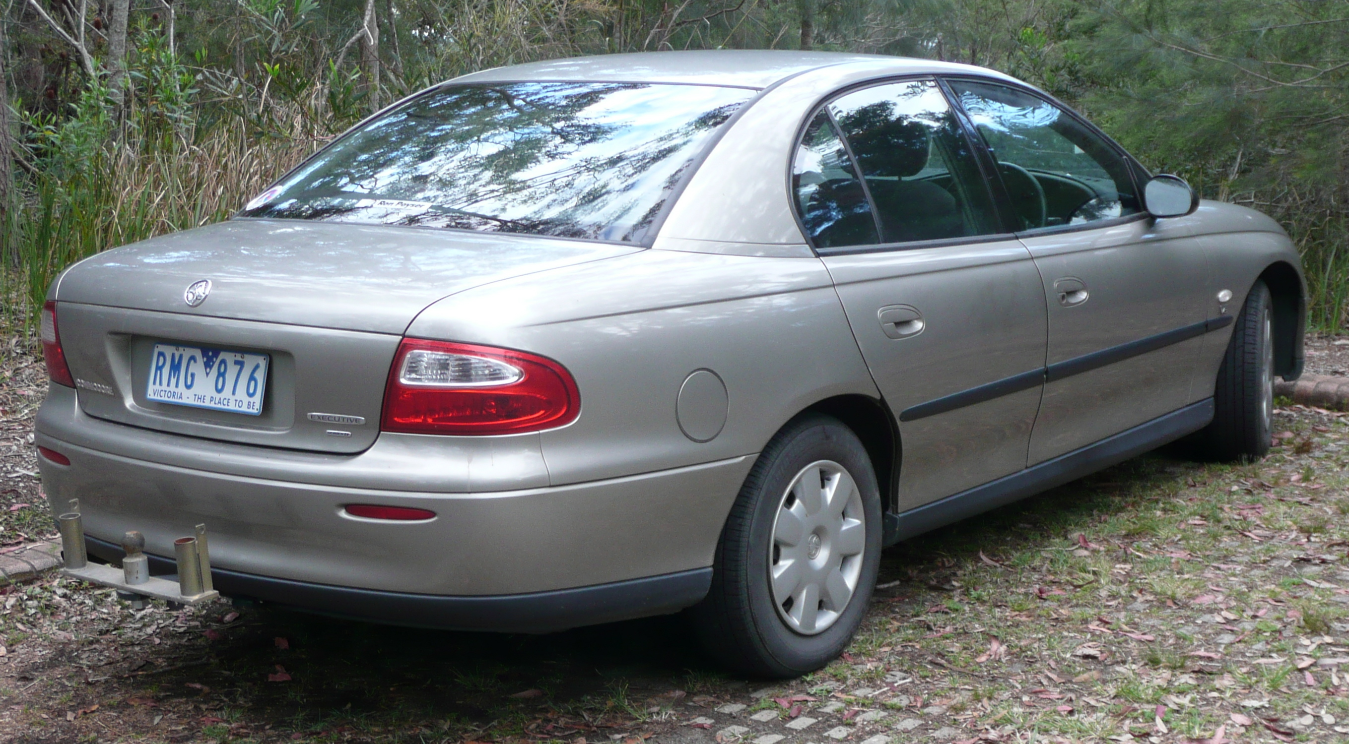 2002 Holden Berlina #5