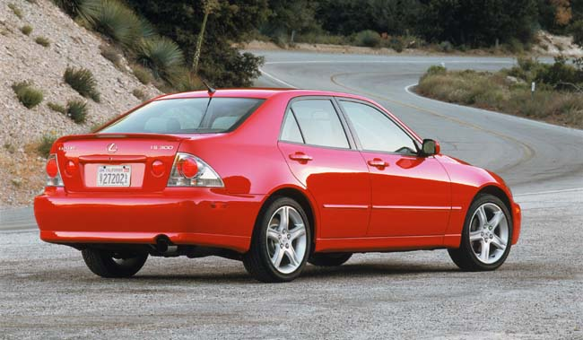 2003 Lexus Is 300 #17