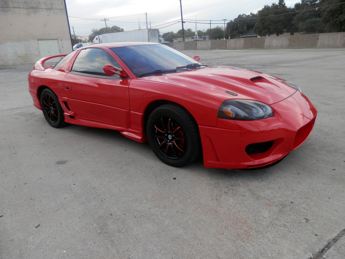 1998 Mitsubishi 3000gt Photos Informations Articles Bestcarmag Com