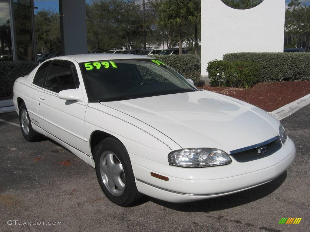 1999 chevrolet monte carlo photos informations articles. Black Bedroom Furniture Sets. Home Design Ideas