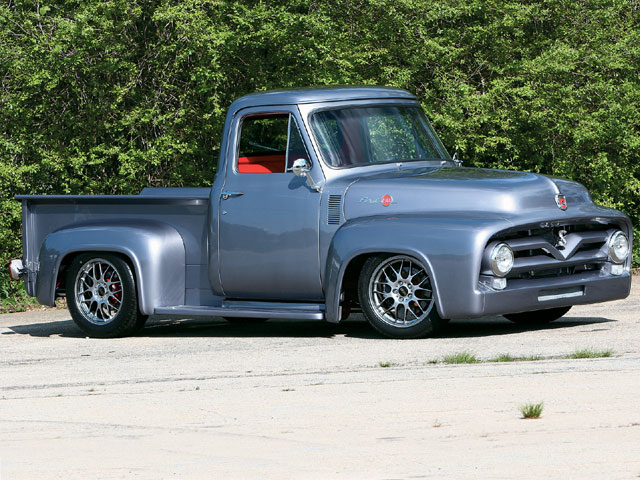 1955 Ford F #17