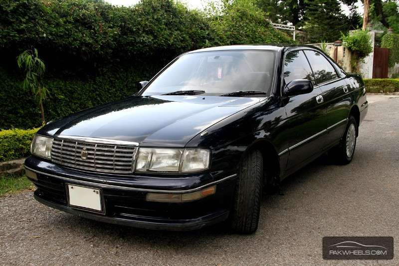 1996 Toyota Crown #8