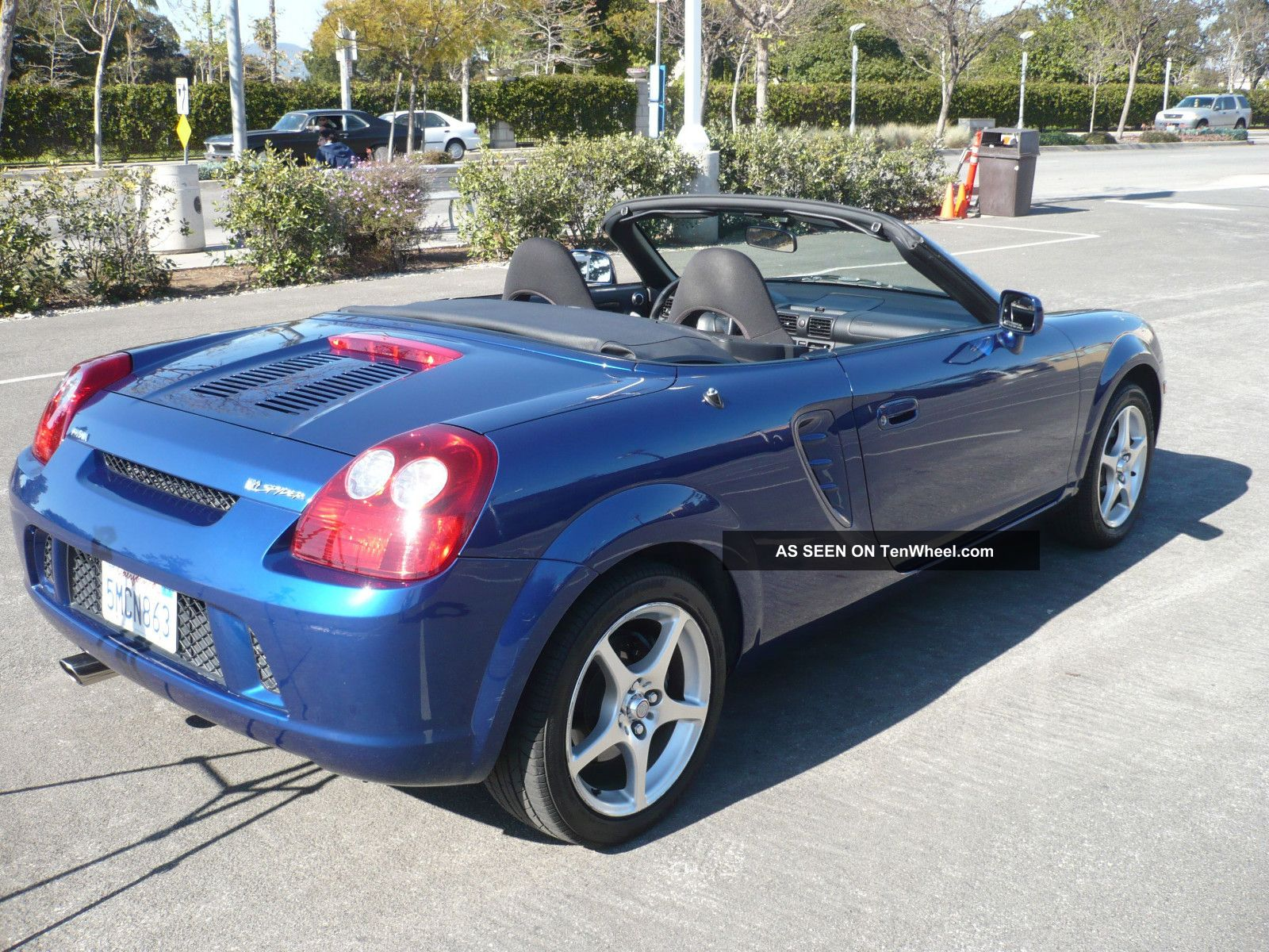 2005 Toyota Mr2 Spyder #10