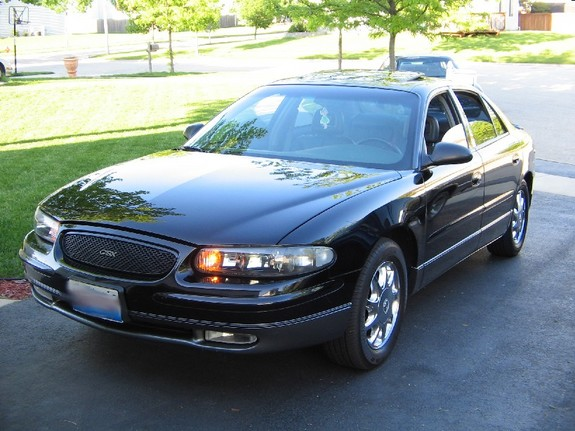 2002 Buick Regal #6