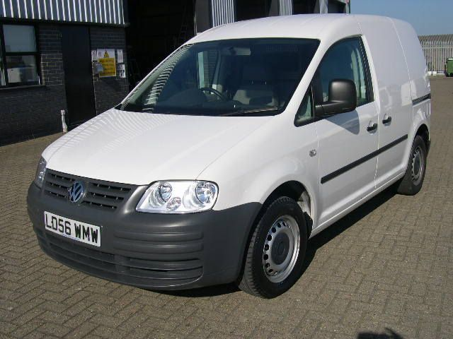 2006 Volkswagen Caddy #1