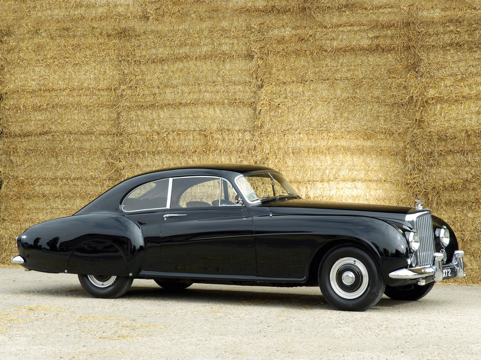 1952 Bentley R Type Continental #12