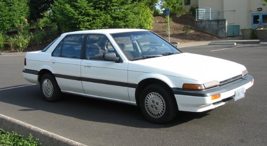 1987 Honda Legend #16