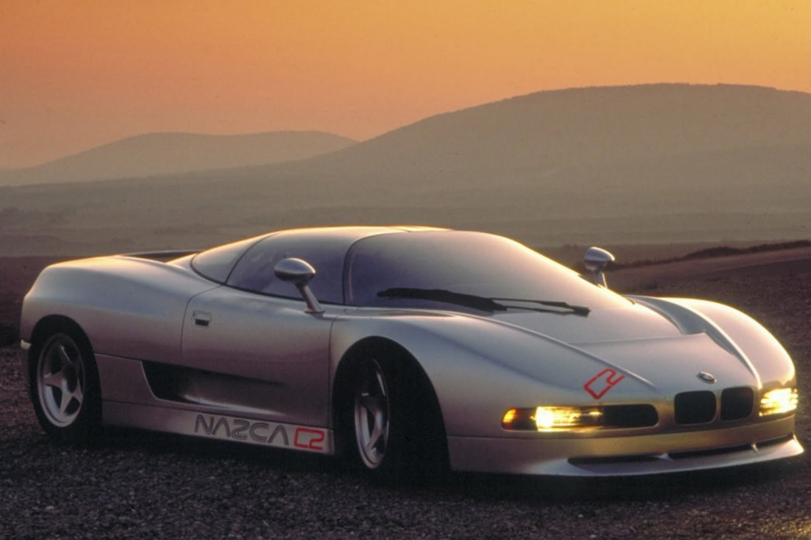 1993 Italdesign Nazca #16