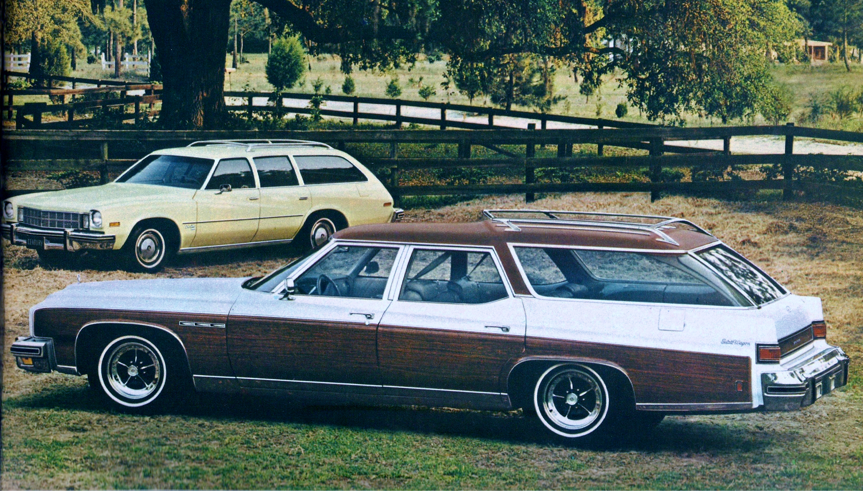 1974 Oldsmobile Vista Cruiser #3