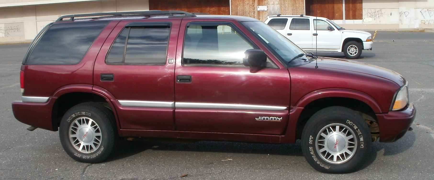 2000 GMC Jimmy #2