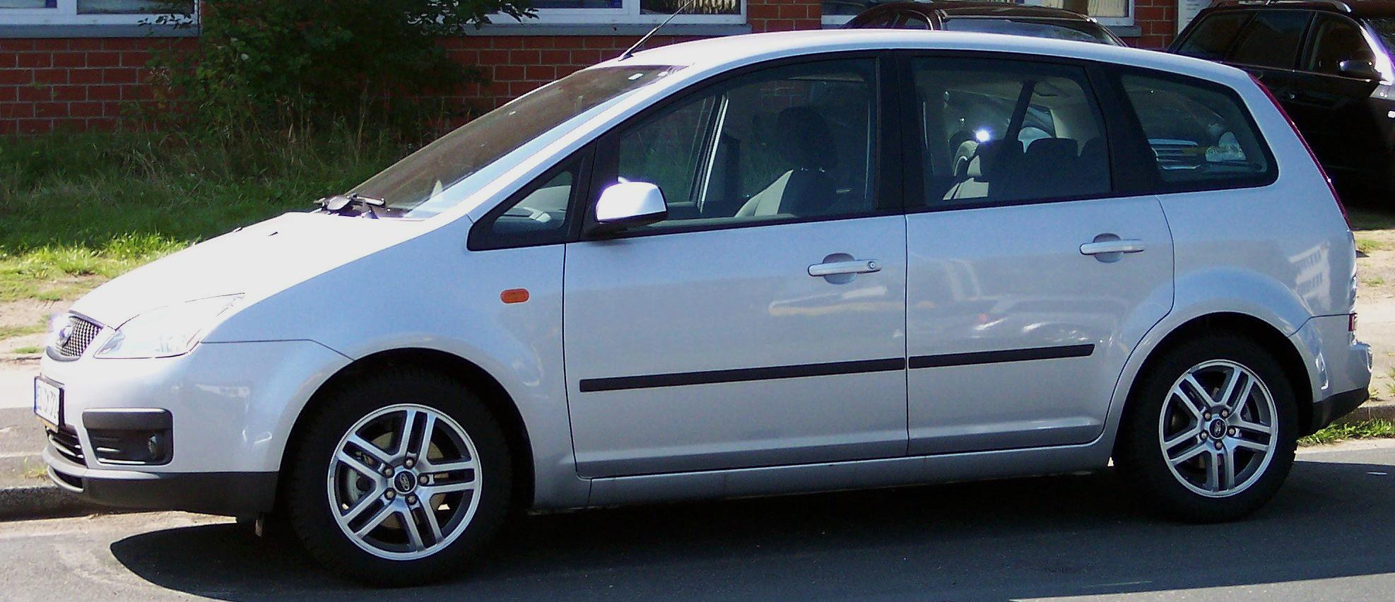 2007 Ford C-MAX #6