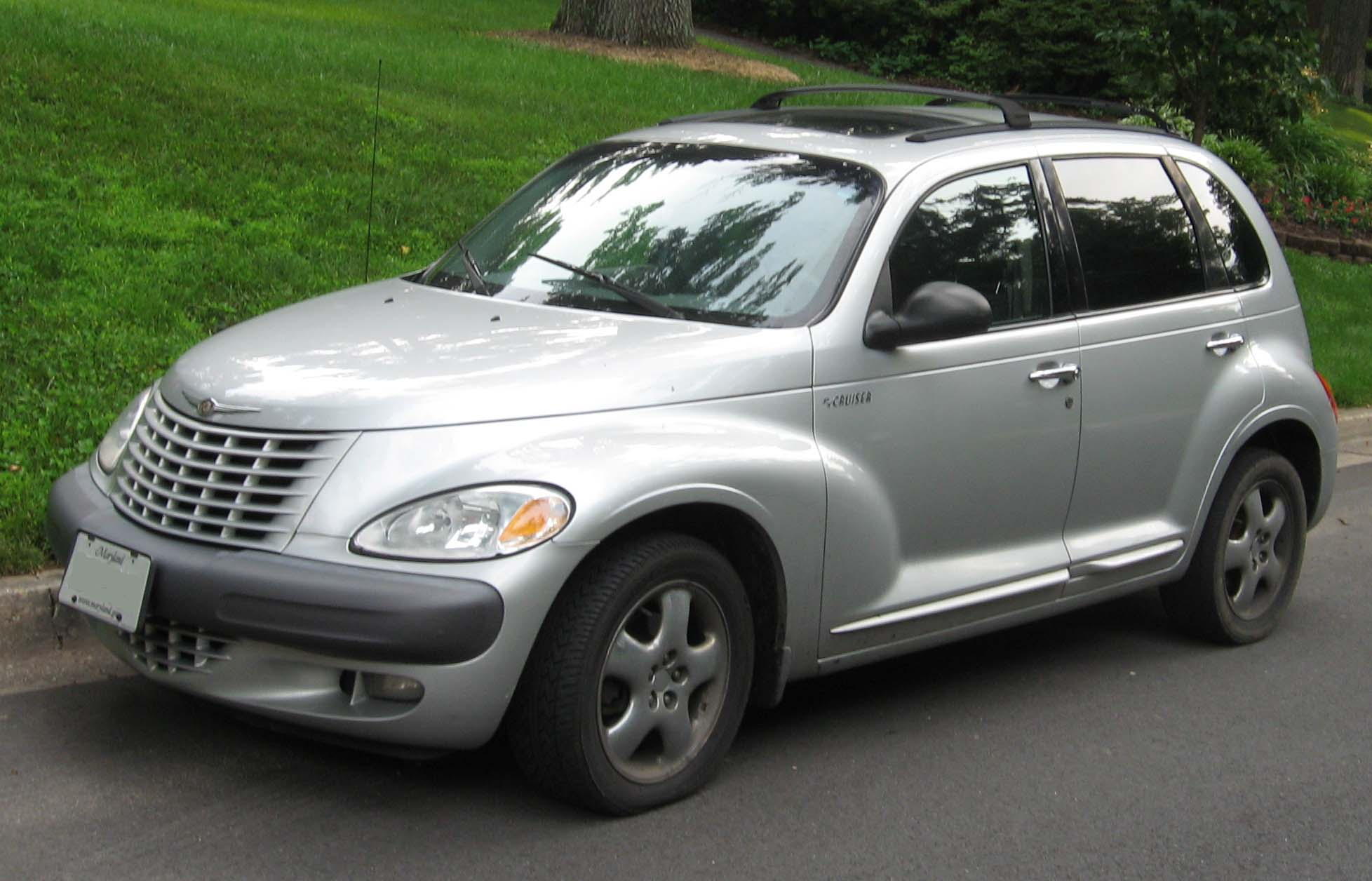 2005 Chrysler Pt Cruiser #5