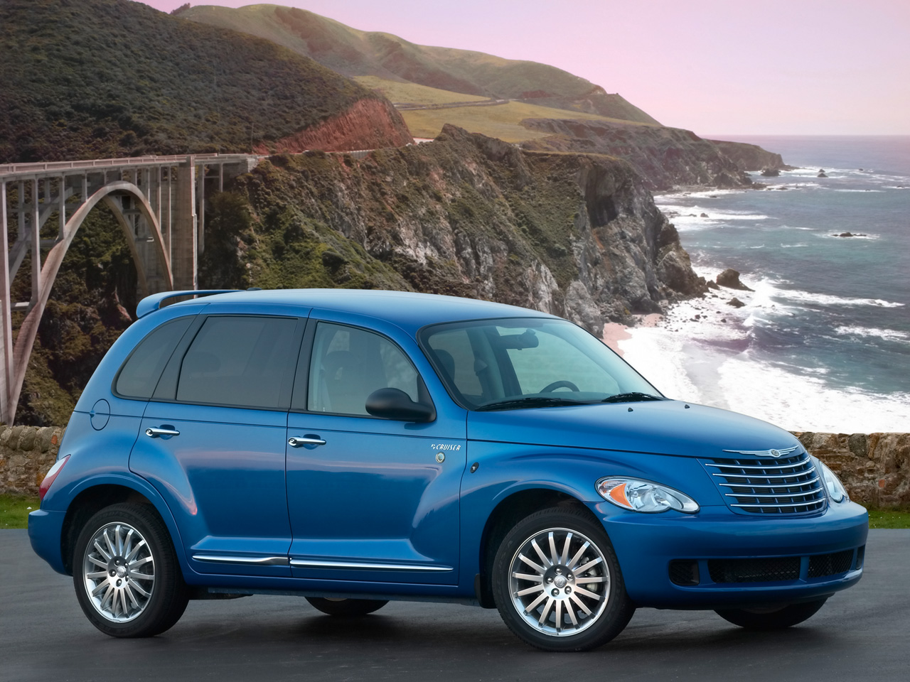 2007 Chrysler Pt Cruiser #3