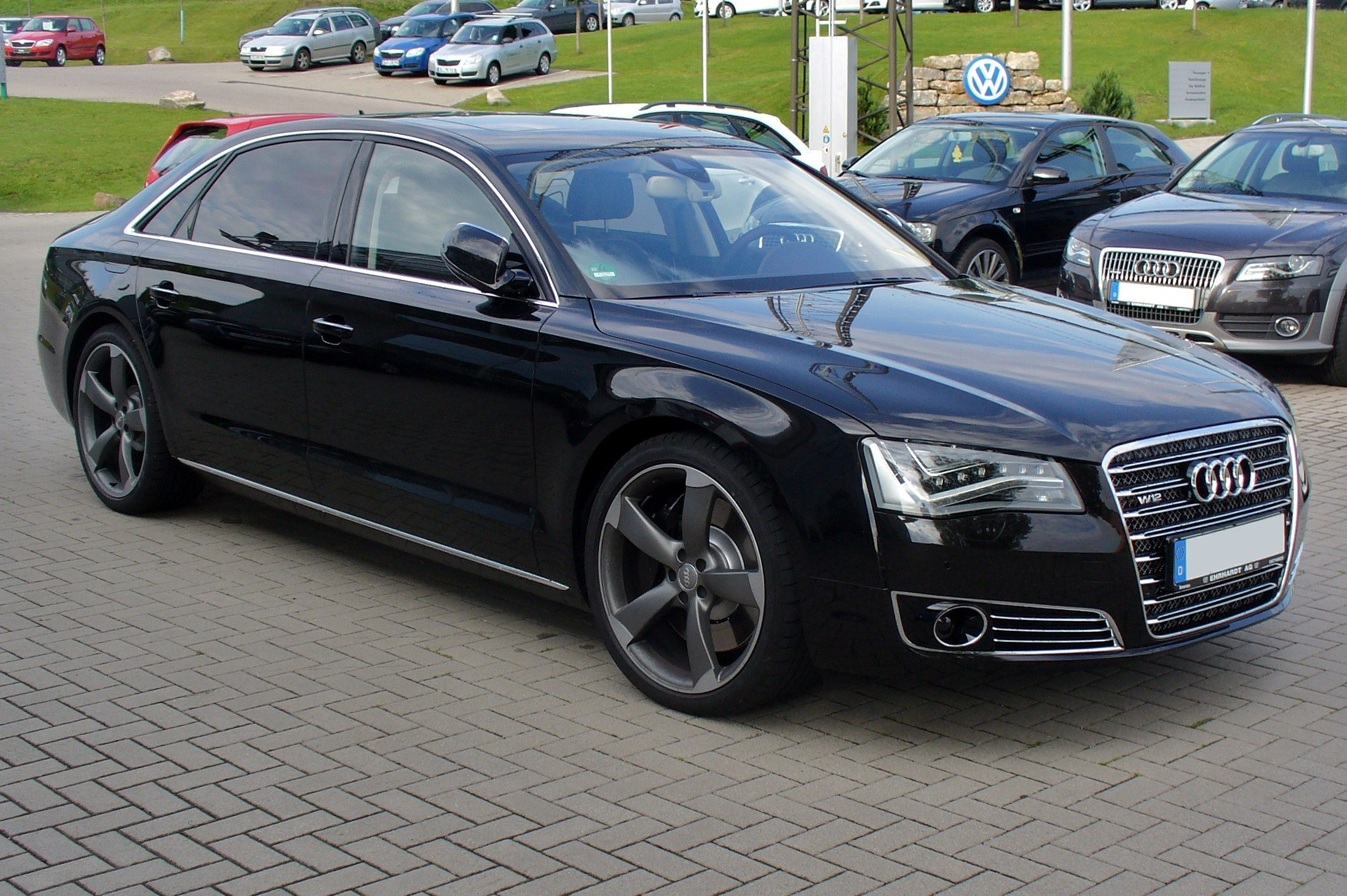 Audi A8 Photos Informations Articles Bestcarmag Com