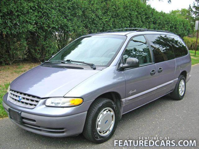 1998 Plymouth Grand Voyager #14