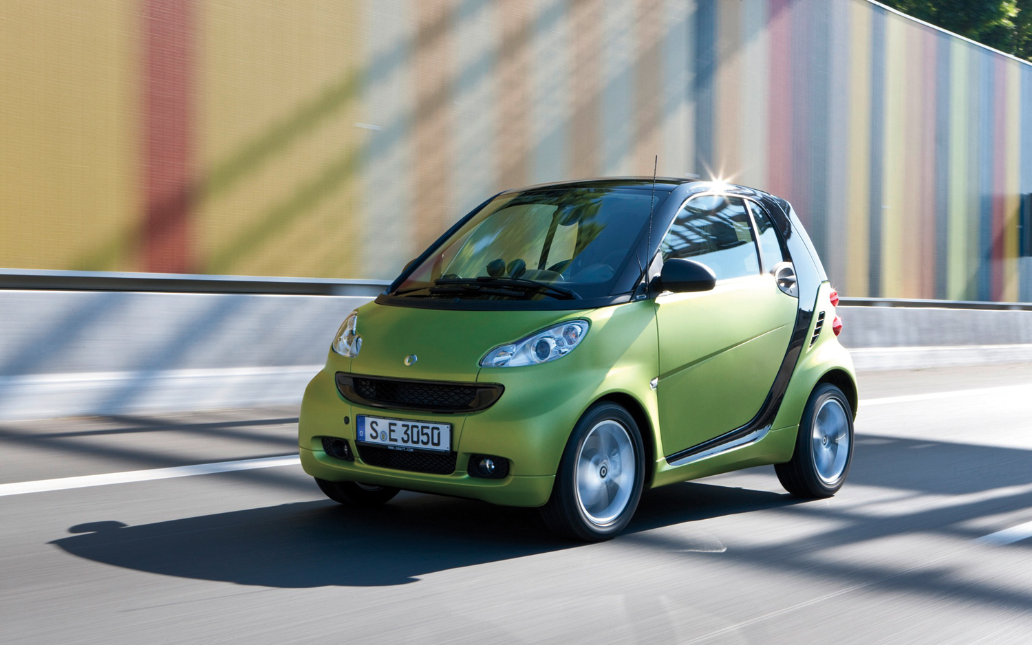 2012 Smart Fortwo #8