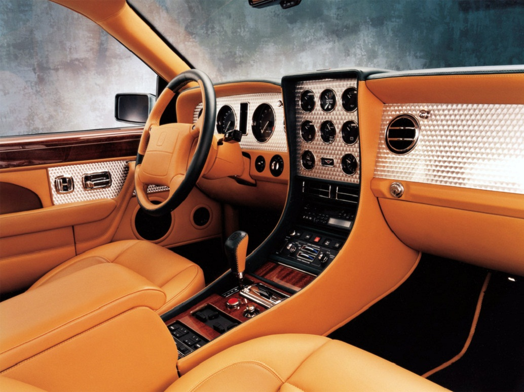 2003 Bentley Continental #10