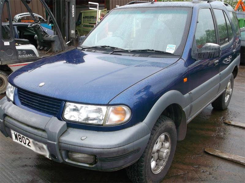 2000 Tata Safari #8