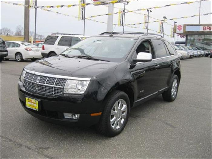 2007 Lincoln Mkx #8