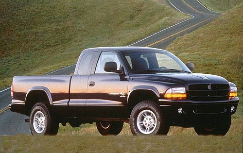 1998 Dodge Dakota #3
