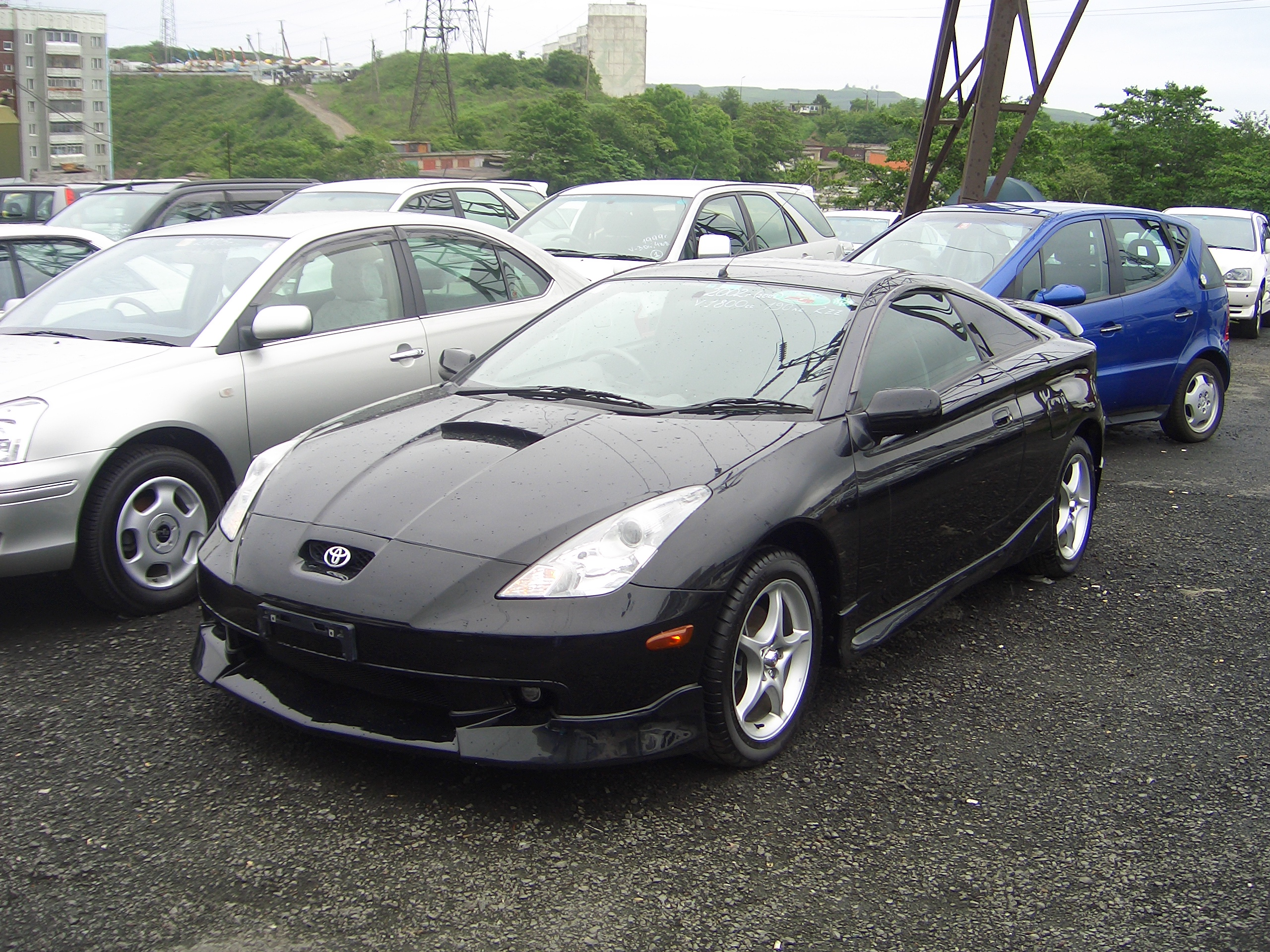 2001 Toyota Celica Photos Informations Articles Engine Diagram 12