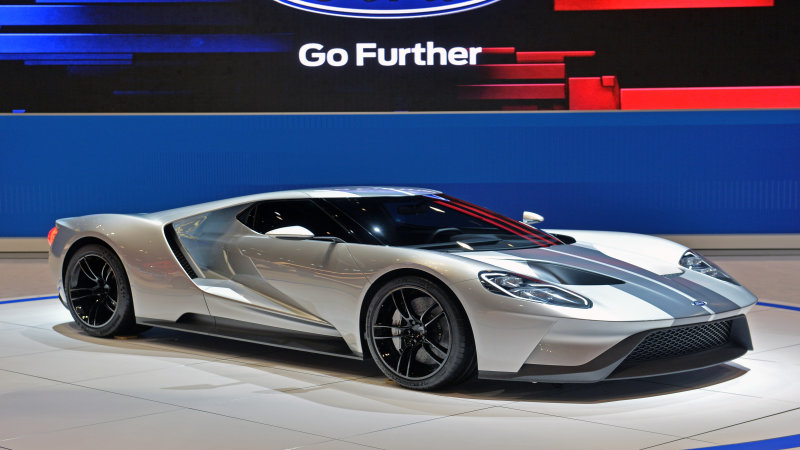 Ford Gt #5