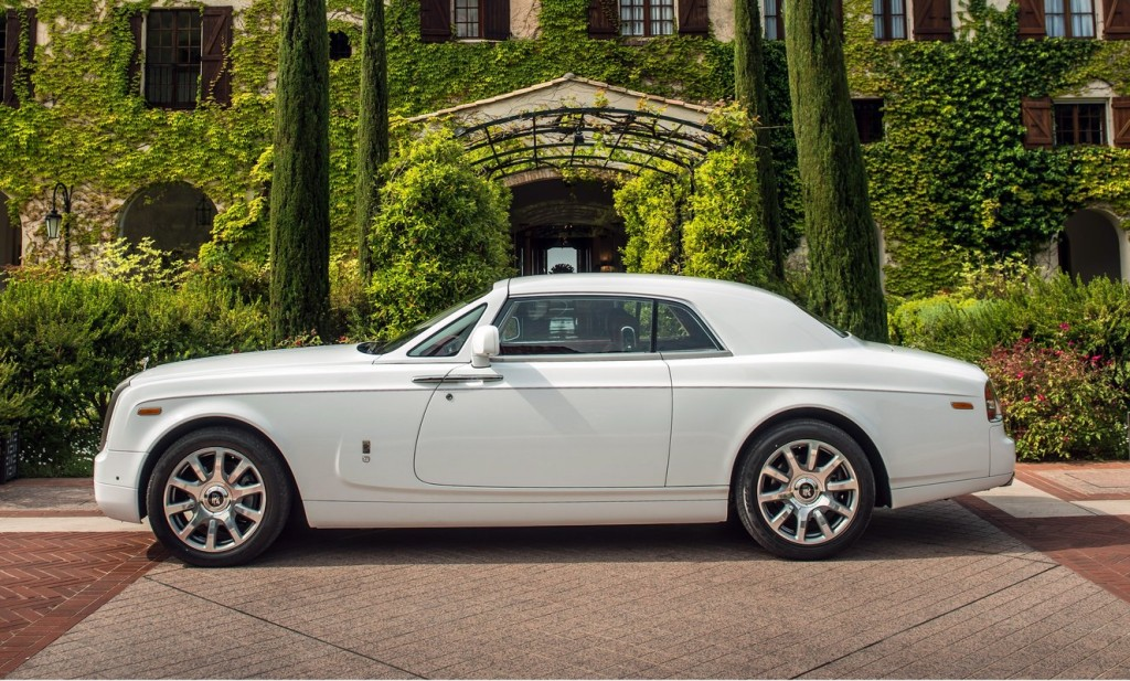 Rolls royce Phantom Coupe #5