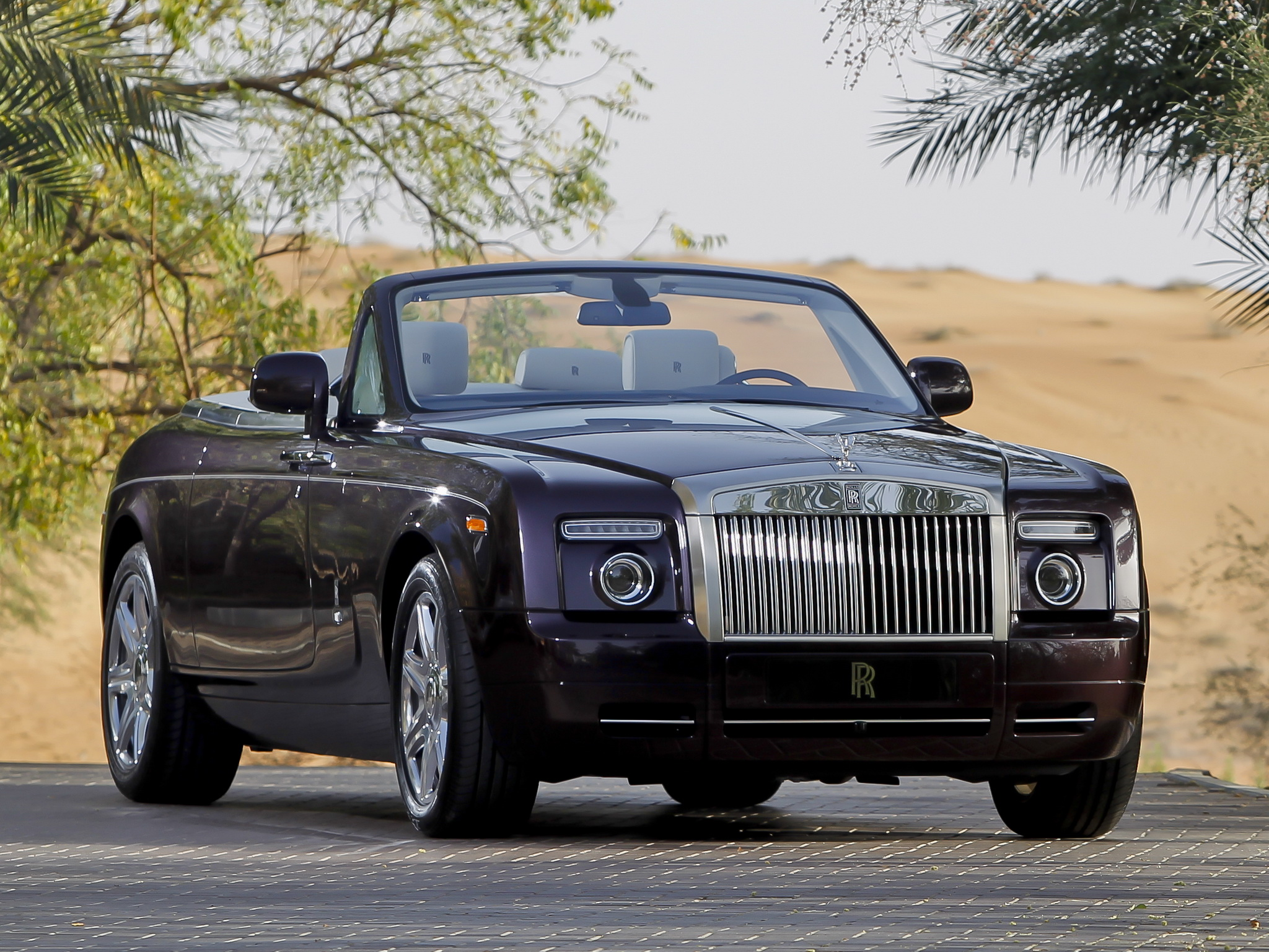 2008 Rolls Royce Phantom Drophead Coupe #9