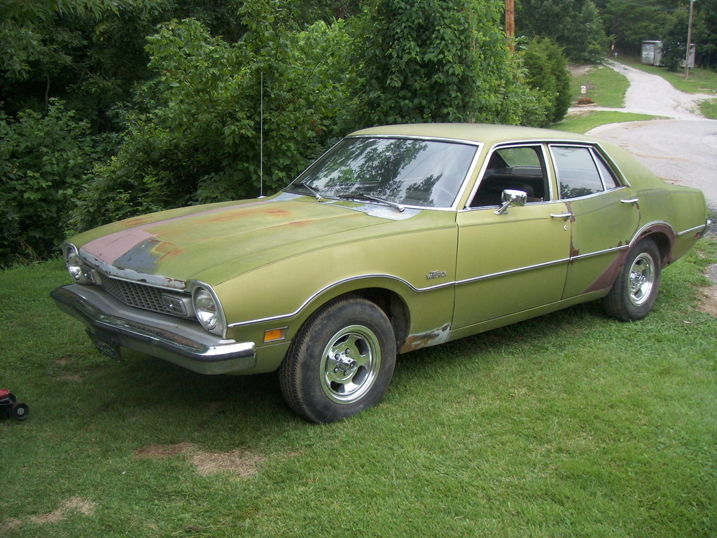1973 Ford Maverick #16