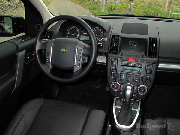 2009 Land Rover Lr2 Photos Informations Articles Bestcarmag