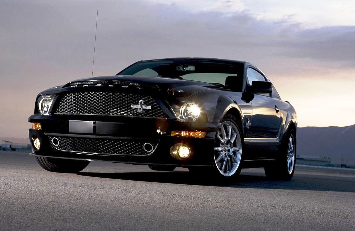 2014 Ford Shelby Gt500 #9