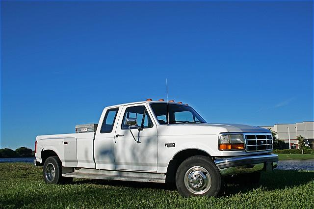 1992 Ford F-350 #12