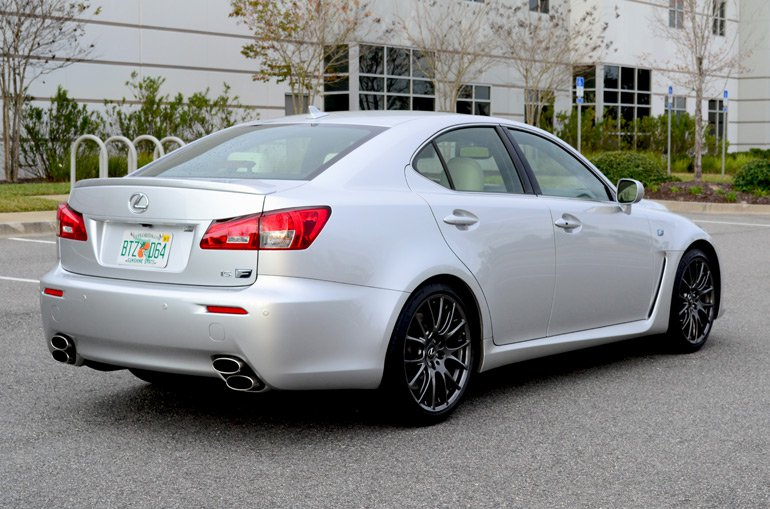 2013 Lexus Is F #14