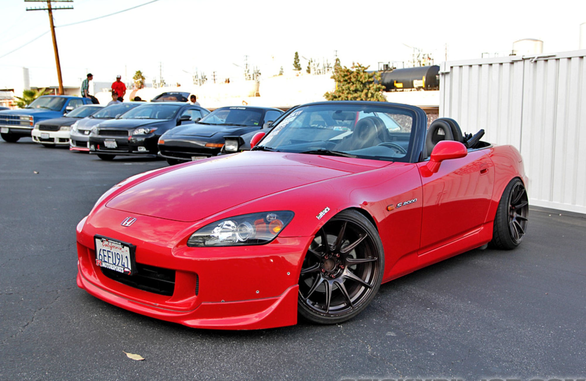 honda s2000 photos informations articles. Black Bedroom Furniture Sets. Home Design Ideas