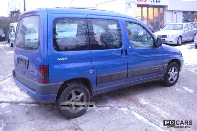 2000 Citroen Berlingo #6