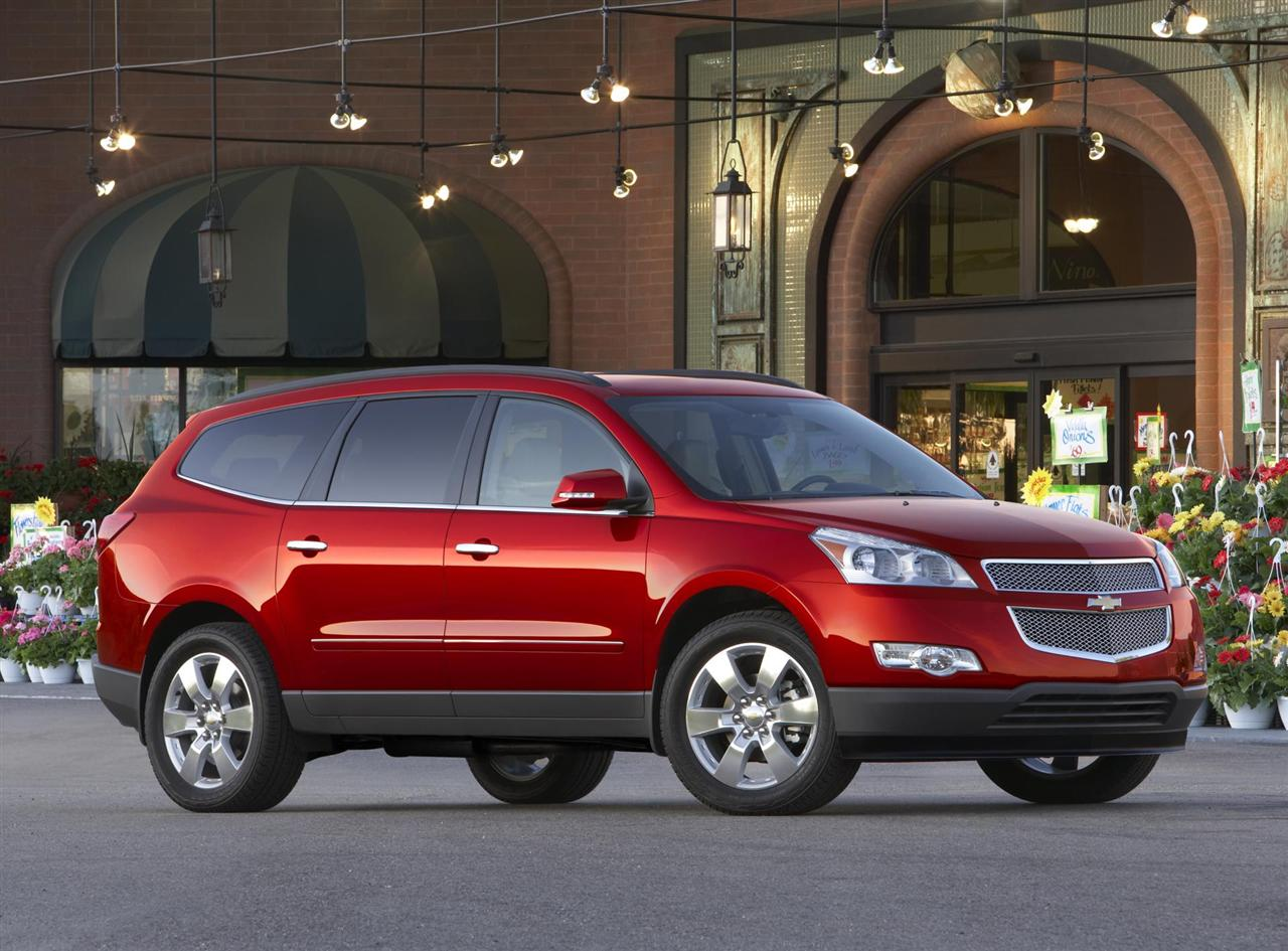2012 Chevrolet Traverse Photos Informations Articles Chevy Engine Diagram 3