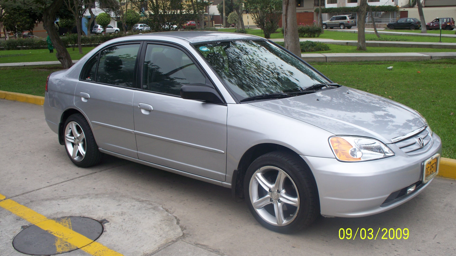 2003 Honda Civic #2