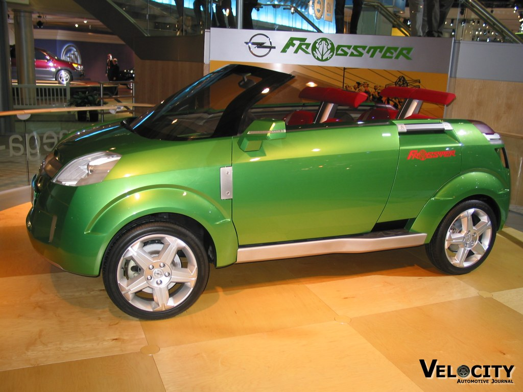 2002 Opel Frogster #5