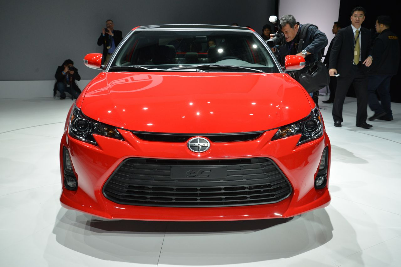 2014 Scion Tc #13