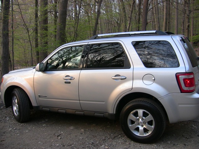 2010 Ford Escape Hybrid #4