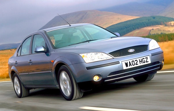 2001 Ford Mondeo #7