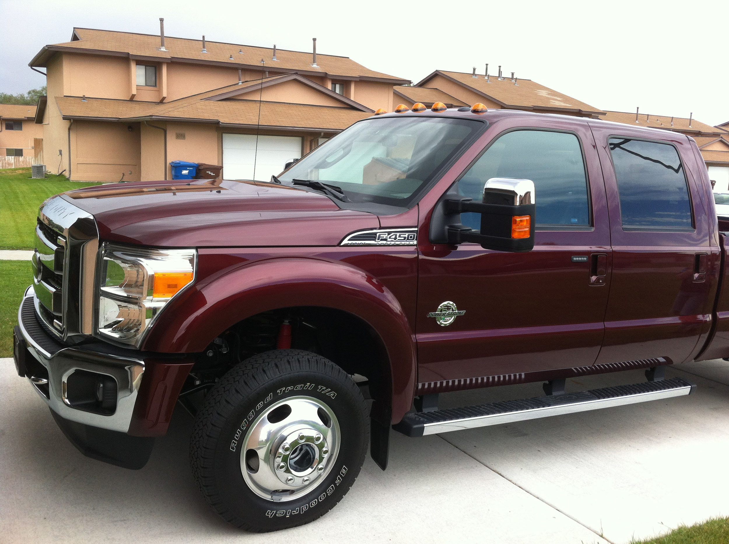2012 Ford F-450 #7