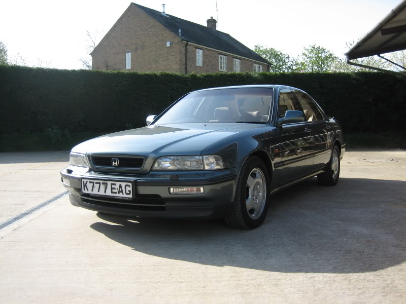 1992 Honda Legend #13